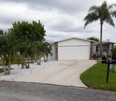 Mobile Home at 19513 Ravines Ct., #35F North Fort Myers, FL 33903