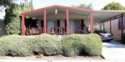 Mobile Home at 2818 Moss Hollow Dr San Jose, CA 95121