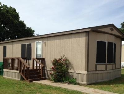 Mobile Home at 5301 E. Mckinney Street, #275 Denton, TX 76208