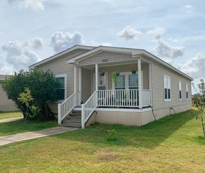 Mobile Home at 228 Indian Grass Drive New Braunfels, TX 78130