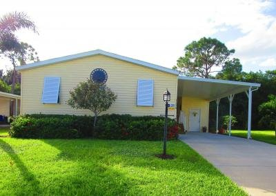 Mobile Home at 1120 West Lakeview Drive Sebastian, FL 32958