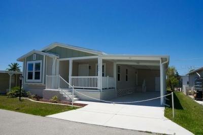 Mobile Home at 2068 Bougainvillea Court Naples, FL 34110