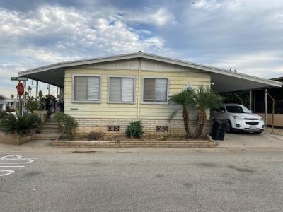Mobile Home at 2601 E. Victoria St. Space 166 Rancho Dominguez, CA 90220