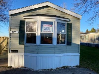 Mobile Home at 129 Northwood Village New London, WI 54961