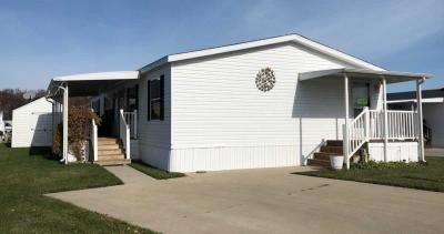 Mobile Home at 30630 Drouillard Rd. Lot #204 Walbridge, OH 43465