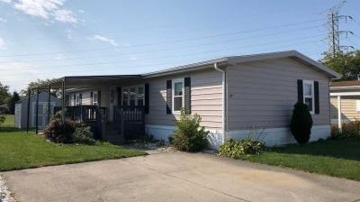 Mobile Home at 30630 Drouillard Rd. Lot #377 Walbridge, OH 43465