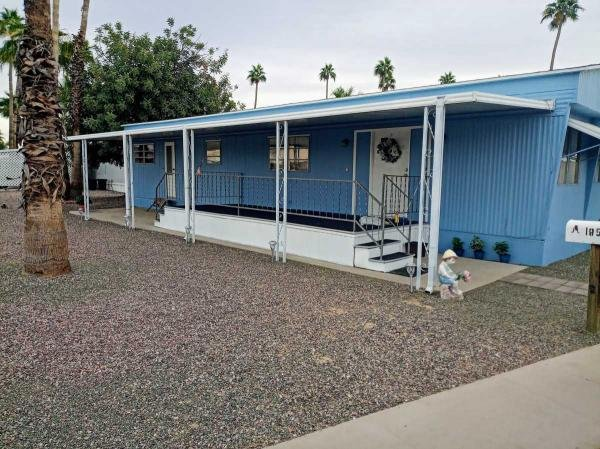 1965 BUDGE Mobile Home For Sale