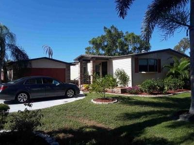 Mobile Home at 19462 Tarpon Woods Ct., #63H North Fort Myers, FL 33903