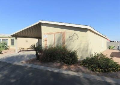 Mobile Home at 3700 S Ironwood Dr., Lot 12 Apache Junction, AZ 85120
