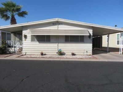 Mobile Home at 10960 N. 67th Avenue #8 Glendale, AZ 85304