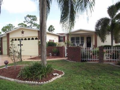 Mobile Home at 10867 Grand Cypress Ct., #32A North Fort Myers, FL 33903