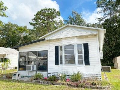 Mobile Home at 5551 Sw 18Th Terrace 044 Bushnell, FL 33513