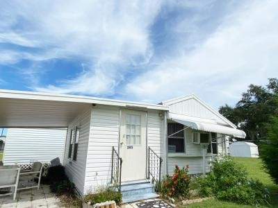 Mobile Home at 5551 Sw 18Th Terrace W285 Bushnell, FL 33513
