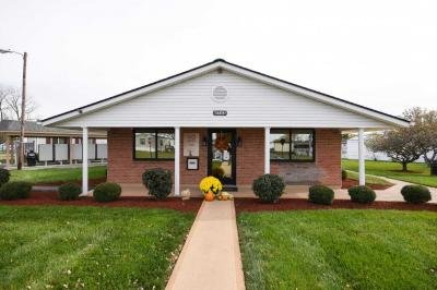 Mobile Home at 28 Petersburg Lane West Chester, OH 45069