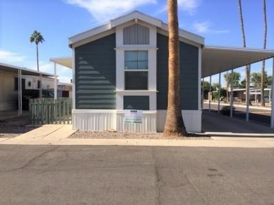 Mobile Home at 8401 N. 67th Ave. #114 Glendale, AZ 85302