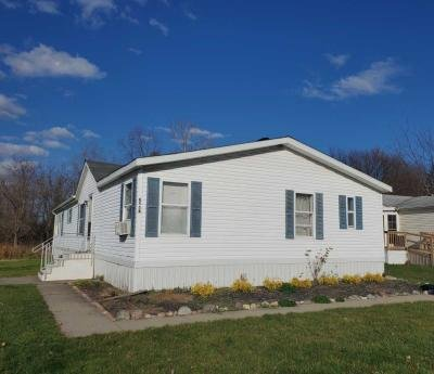 Mobile Home at 6556 Barrie Cir. Lot# 427 Brighton, MI 48114