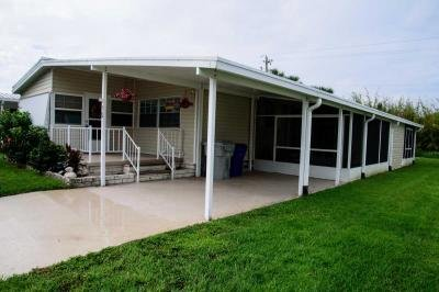 Mobile Home at 7300 20th St Lot 75 Vero Beach, FL 32966