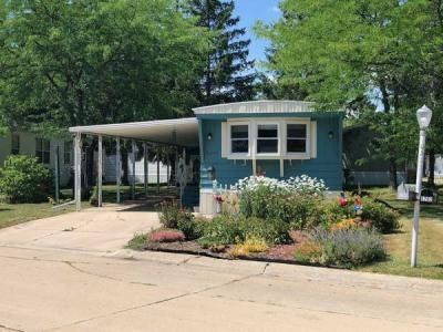 Mobile Home at 6260 Poinsettia Dr Lot Ps6260 Saginaw, MI 48603