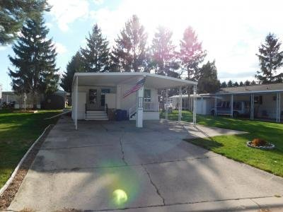Mobile Home at 6263 Poinsettia Dr Lot Ps6263 Saginaw, MI 48603