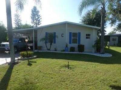 Mobile Home at 2111 East Lakeview Drive Sebastian, FL 32958