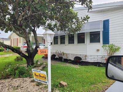 Mobile Home at 504 Thames Bluff Ridge Fort Pierce, FL 34982