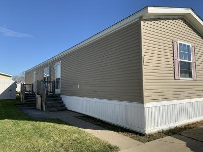 Mobile Home at 1832 Fenway Monroe, MI 48161