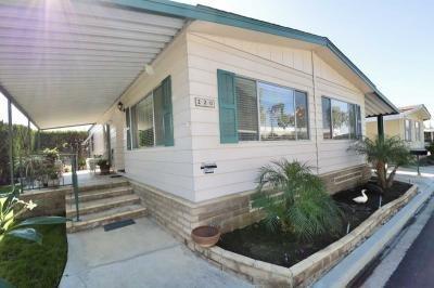 Mobile Home at 220 Ridgelake Dr. #41 Placentia, CA 92870