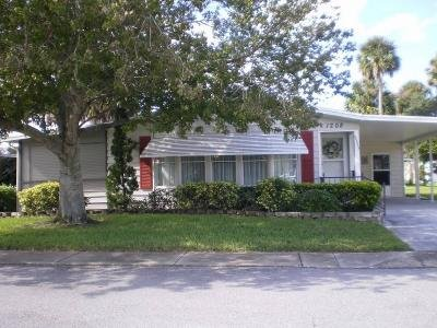 Mobile Home at 1208 Vista Verda Drive Daytona Beach, FL 32119