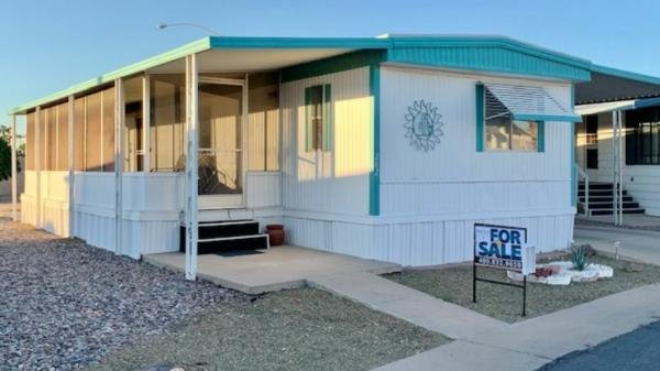 1980 Moduline Mobile Home For Sale