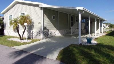 Mobile Home at 701 Aqui Esta Dr. #259 Punta Gorda, FL 33950