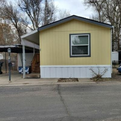 Mobile Home at 729-17Th Ave., #27 Longmont, CO 80501