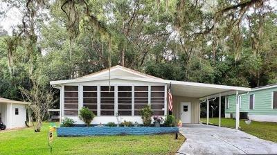 Mobile Home at 4341 Andrew Lane Brooksville, FL 34601