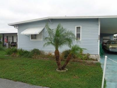 Mobile Home at 5536 Paradise Dr New Port Richey, FL 34653