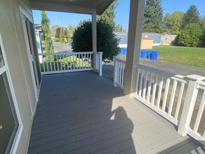Mobile Home at 8502 143rd Ave Ct E #6 Puyallup, WA 98372