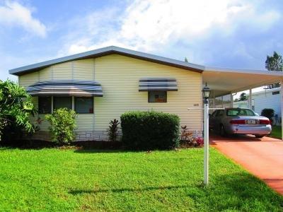 Mobile Home at 3620 West Derry Drive Sebastian, FL 32958