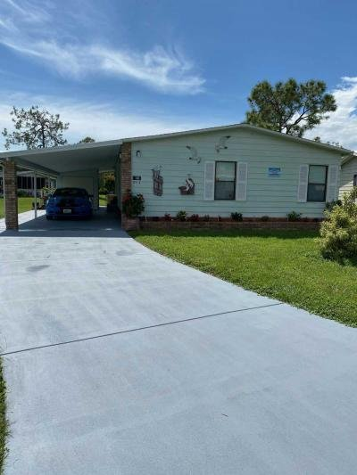 Mobile Home at 19331 Tuckaway Ct   51L North Fort Myers, FL 33903