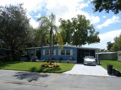 Mobile Home at 5872 Camelot Drive South Sarasota, FL 34233