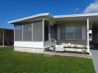 Mobile Home at 7451 Cadiz Av New Port Richey, FL 34653