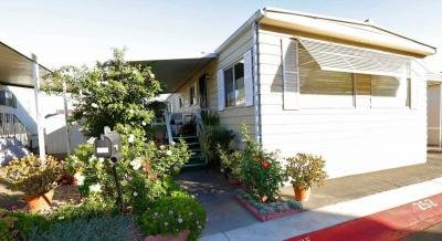 Mobile Home at 510 Saddlebrook Dr #252 San Jose, CA 95111