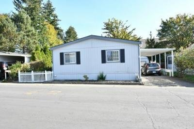 Mobile Home at 18485 SW Pacific Drive, Sp. #11 Tualatin, OR 97062