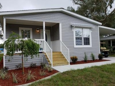 Mobile Home at 7300 20Th Street #67 Vero Beach, FL 32966