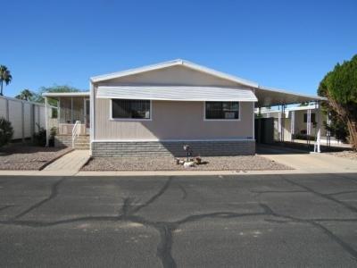 Mobile Home at 3411 S. Camino Seco # 243 Tucson, AZ 85730