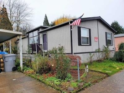 Mobile Home at 1400 S Elm St #81 Canby, OR 97013