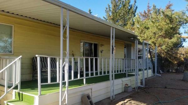1974 Silvercrest Mobile Home For Sale