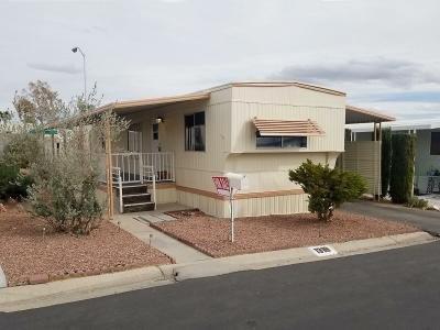 Mobile Home at 1319 Hazelwood St. Boulder City, NV 89005