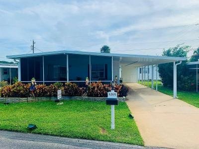 Mobile Home at 1265 Valley Forge Drive Daytona Beach, FL 32119