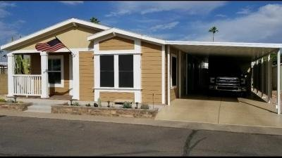 Mobile Home at 3300 E. Broadway Rd. #270 Mesa, AZ 85204