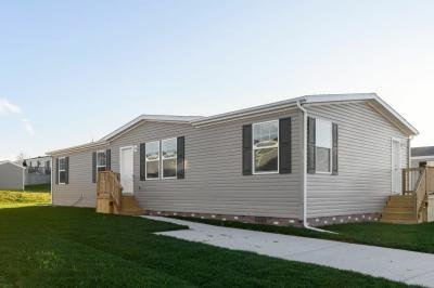 Mobile Home at 8615 Muirfield Drive Lot 763 West Olive, MI 49460