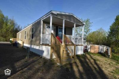 Mobile Home at 10601 Hulser Rd, Lot 59 Utica, NY 13502