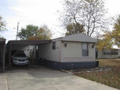 Mobile Home at 354 Imagination Drive Anderson, IN 46013